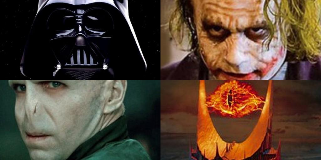 Os Maiores Vilões da História do Cinema